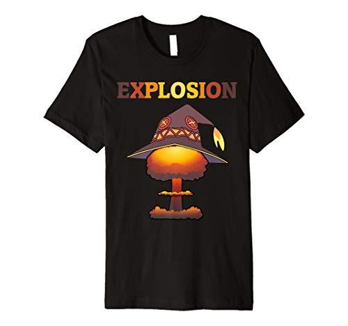 Konosuba Explosion Megumin - T Shirt Damen Herren Preisvergleich