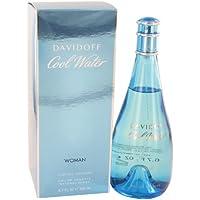 Cool Water By Davidoff For Women Edt Spray 6.7 Oz, 200 ml by Davidoff