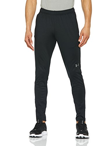 Under Armour Challenger II Training Pant Pantalón Largo, Hombre, Negro (Black/Graphite), L