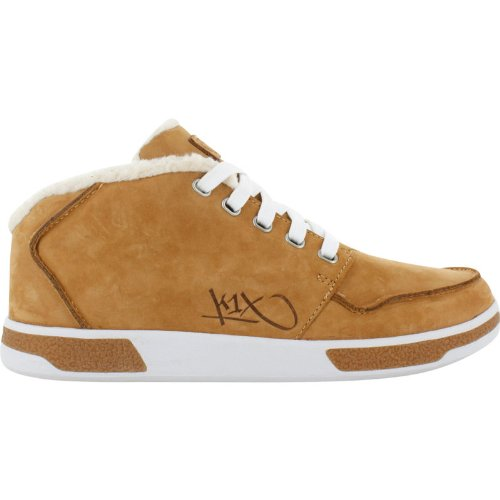 K1X, Sneaker uomo Marrone marrone, Marrone (marrone), 46