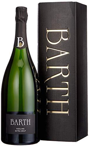 Wein- und Sektgut Barth Hattenheim Riesling extra Brut Rheingau Sekt b. A. Magnum (1 x 1.5 l)
