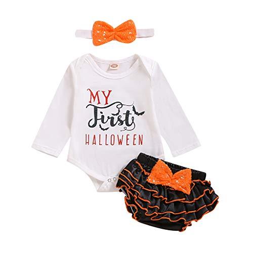aiyvi Baby Mädchen Bekleidungssets,0-18 Monate Baby Mädchen