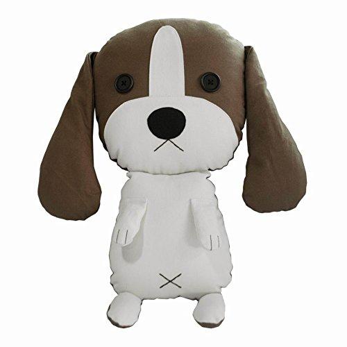 [Basset Hound] handgemachte Puppe Spielzeug Qualitäts-Segeltuch -Puppe, L, 65cm -