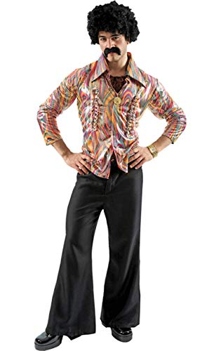 ORION COSTUMES Men's Disco Costume (Themed Kostüme Disco)