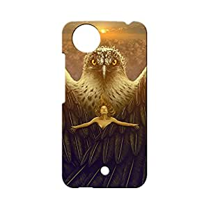 G-STAR Designer Printed Back case cover for Micromax A1 (AQ4502) - G7861