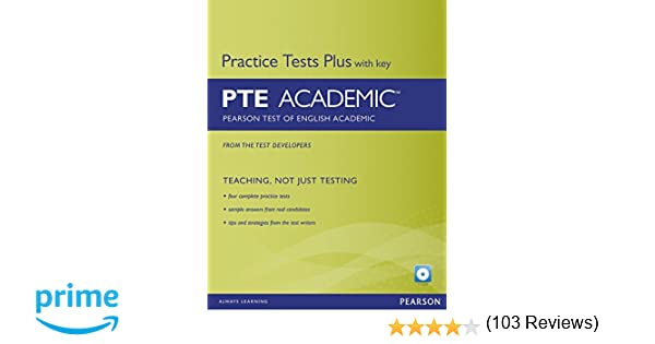 pte academic practice test plus pdf