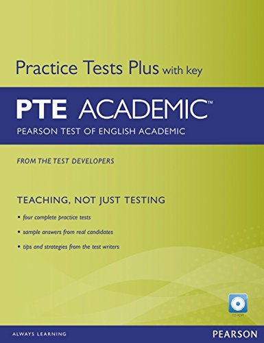 Pearson Test of English Academic Practice (Practice Tests Plus)