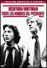 All The President's Men (Todos Los Hombres Del Presidente) [1976]