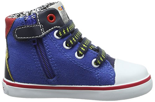 Geox Baby Jungen B Kiwi Boy C Lauflernschuhe Blau (Royal/navyc4227)