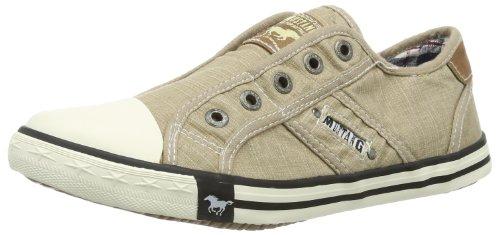 Mustang Damen 1099-401 Slipper, 4 beige), 39 EU Schuhe Slip
