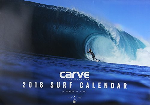2018 Surf Calendar