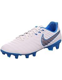Nike - Bota Nike Tiempo Legend VII Pro FG Just DO IT Hombre Color Blanco  Talla 3fc1a7cd0acfa