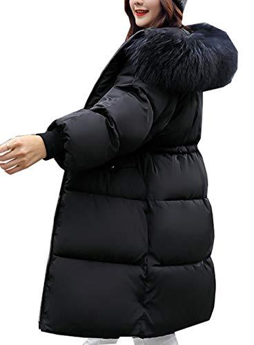 yanghuakeshangmaoyouxiangong Frauen Daunenmantel Herbst- Und Winterkleidung Daunenjacke Koreanische Version des Großen Frauenmantels