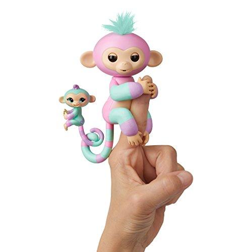 Wow Wee 3542 Baby Äffchen und Mini Fingerlings 2