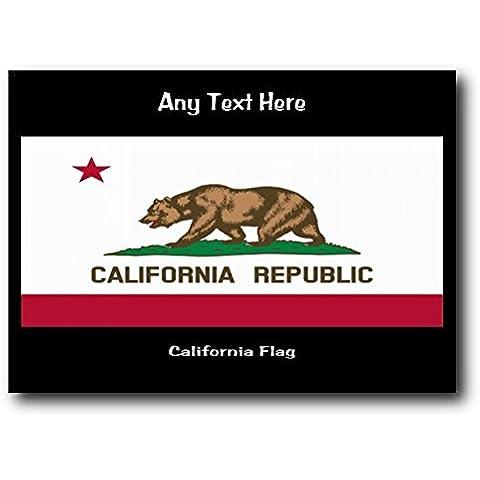 Tovaglietta con bandiera della California
