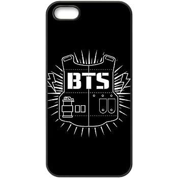 premium selection 73839 65b2c Kpop Phone Case For Iphone 5S Bangtan Boys BTS Logo Design