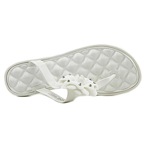 Nine West Braylyndz Synthétique Tongs white