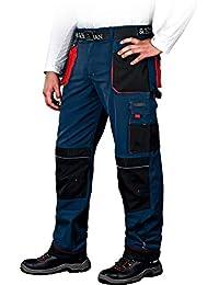 Arbeitshose Leber&Hollman Gr. 46-62 Arbeitsschutzhose Berufsbekleidung Sicherheitshose Schutzhose Hose Arbeitsschutzbekleidung