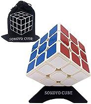 SOKOYO Guanlong 3x3x3 Speed Cube Professional Magic Cube Puzzle Toys 56mm