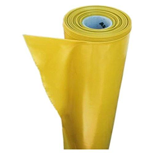Gelbe Dampfsperrfolie 2m x50m Dampfsperre Folie Dampfbremsfolie
