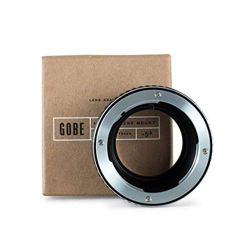 Gobe Lens Mount Adapter: Kompatibel mit Olympus OM-Objektiv und Micro Four Thirds (M4/3) -Kameragehäuse Mount Olympus