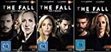 The Fall - Tod in Belfast Staffel 1-3 (1+2+3) Uncut [DVD Set]