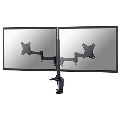 Flat-panel-mount-system (Newstar FPMA-D1330DBLACK Desk Mount für Flat Screen schwarz)