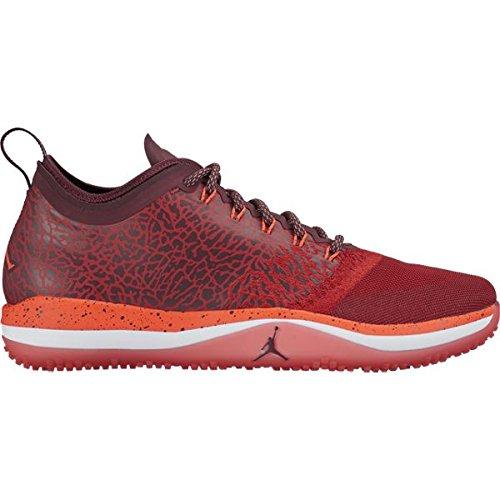 Nike  845403-600, Herren Basketballschuhe rot 48.5 EU