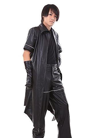 De-Cos Togainu no Chi Toshima Igura Slaughter Shiki Outfit 1st Version Set (Togainu No Chi Shiki Cosplay)