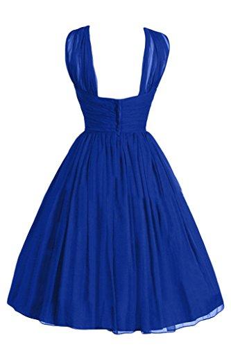 Ivydressing - Robe - Trapèze - Femme Azul Real