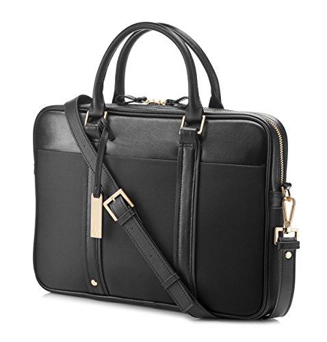 HP Spectre Slim Topload Tasche (35,6 cm / 14 Zoll) für Notebooks, Laptops, Tablets in schwarz