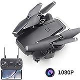 Drone FPV RC con videocamera HD Live Video Wifi e modalità Headless Quadro con...