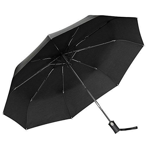 Gritin Paraguas, Paraguas Plegables Compacto Apertura