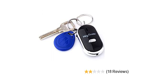 Cpex Car Whistle Key Finder Key Finder Led Flashing Beeping Find
