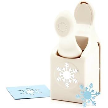 Unbekannt Martha Stewart MS Punch Artic Schneeflocke, beige: Amazon ...
