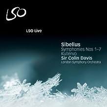 Sibelius : Symphonies n° 1 à n° 7 - Kullervo