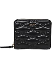 DKNY - Diamond Quilt small carryall wallet