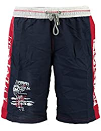 Geographical Norway - Maillot de Bain Geographical Norway Quepi Men Marine