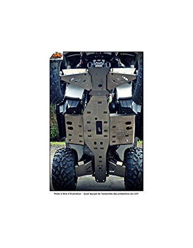 AXP Radkralle, Aluminium, 4 mm, Polaris Sportsman 570