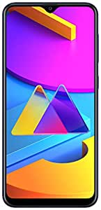 Samsung Galaxy M10s (Metallic Blue, 3GB RAM, Super AMOLED Display, 32GB Storage, 4000mAH Battery)