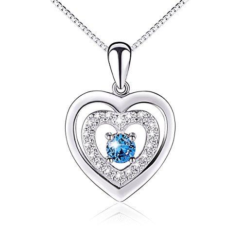 argent-sterling-s925-double-coeur-bleu-amour-eternel-pendentif-collier