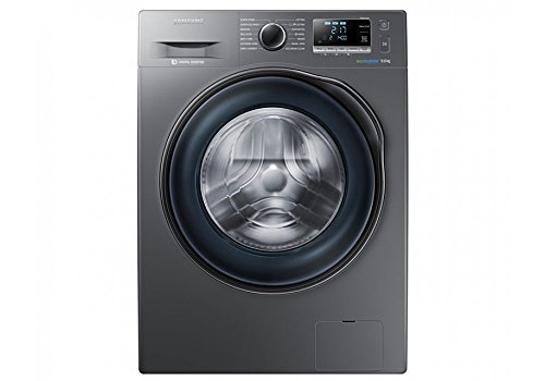Samsung WW90J6410CX 9kg EcoBubble 1400rpm Freestanding Washing Machine – Graphite