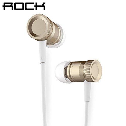 """Zoiibuy ROCK® """"mula"""" Premium metall gehäuse In Ear Stereo Headset Kopfhörer schweren bass mit stereo - ohrhörer kopfhörer headset mit mic - mikrofon mit 3,5 mm für das iphone 6 / 65, ipad, das ipad mini, samsung, htc usw. ..."""