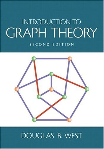 Introduction to Graph Theory (Featured Titles for Graph Theory) por Douglas B. West