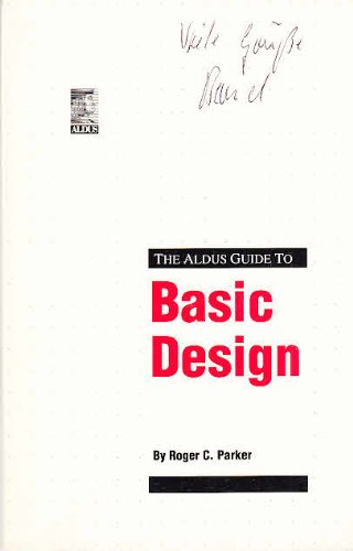 Aldus Guide to Basic Design