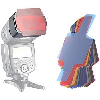 Rogue Gels - Universal Lighting Filter Kit: Amazon.co.uk: Camera & Photo