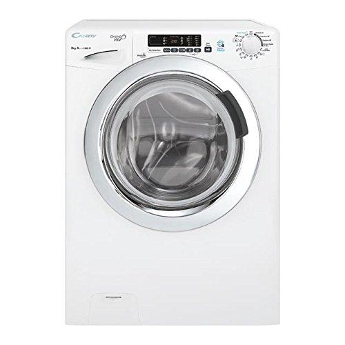 Candy Frontlader Waschmaschine GVS44 138DW C3-S /A+++ /1,05 kWh / 1300 U/Min./ 8 kg /...