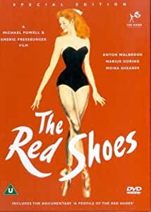The Red Shoes - Special Edition [DVD] [1948]