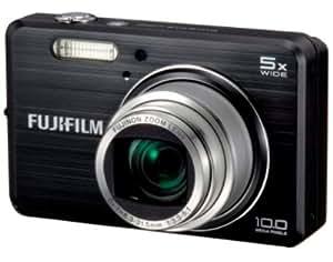 """Fujifilm FinePix J110W Appareil photo compact numérique Ecran 2,7"""" Capteur 10 MP Zoom optique 5x Stabilisé Noir"""