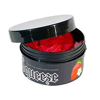 hookahSqueeze Dampfpaste Shisha 50g (Strawberry) von Hookah Squeeze